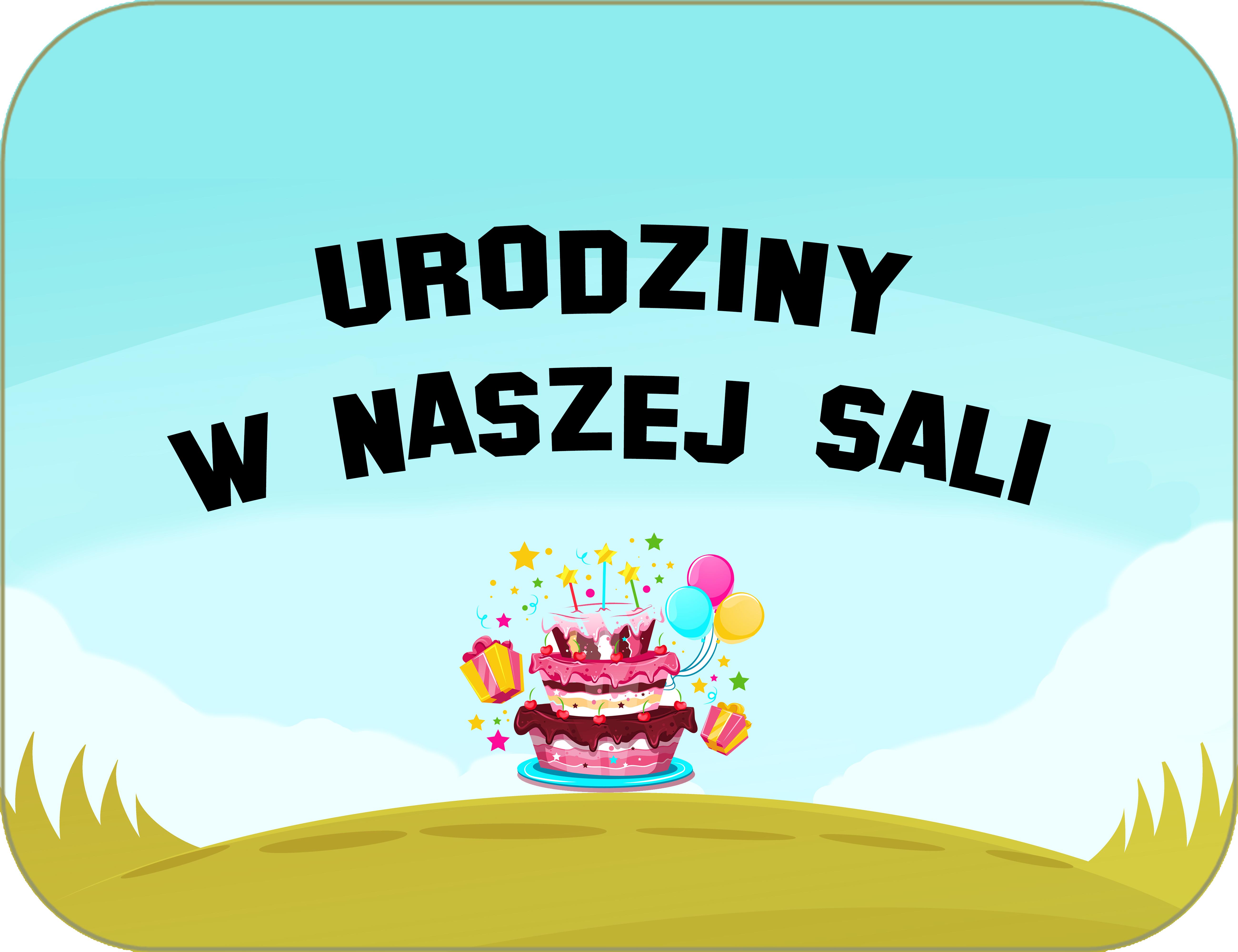 urodziny w sali